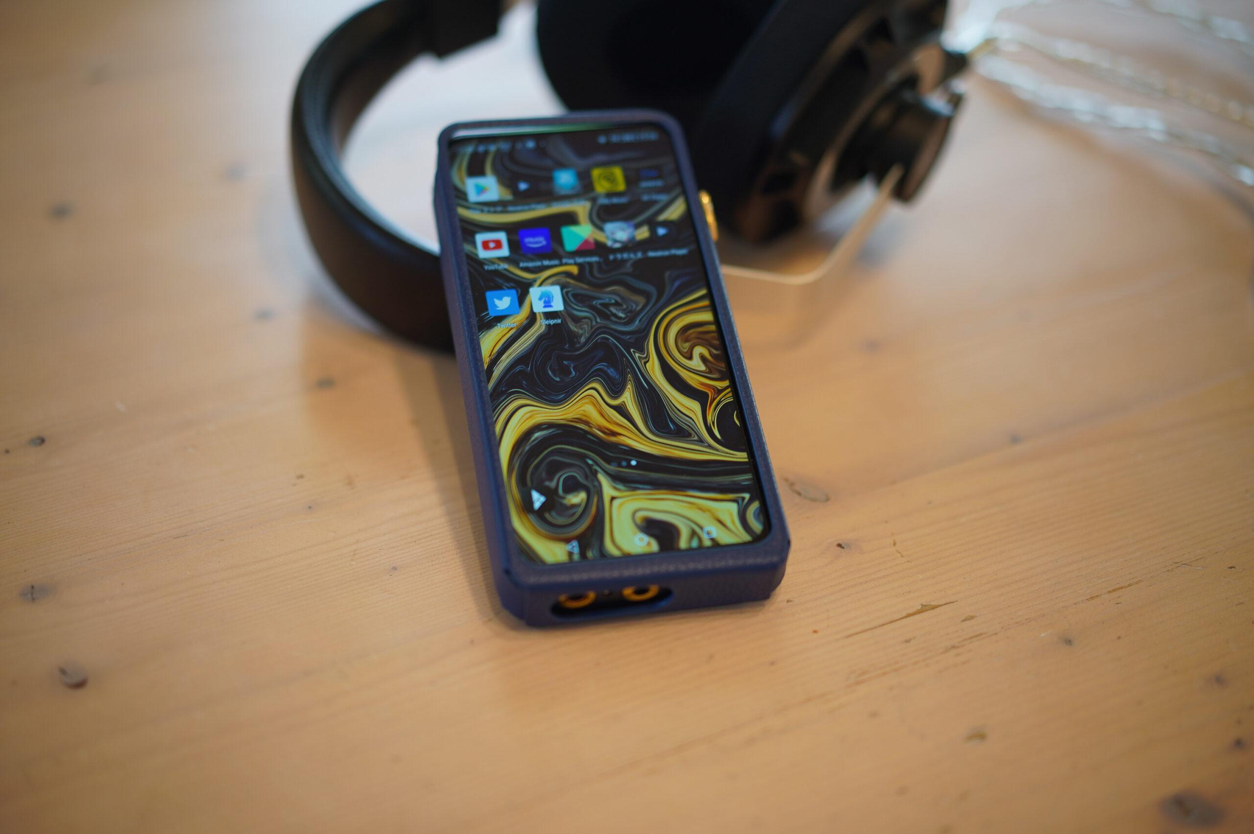 【Ibasso DX300レビュー】 高音質だけじゃない!大画面を活かした楽しみ方ができる最強DAP
